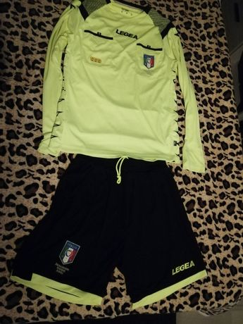 Echipament albitru originala Liga 1 Italia