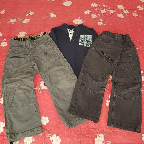 Lot Next,pantaloni si bluză,băieți,5-6 ani