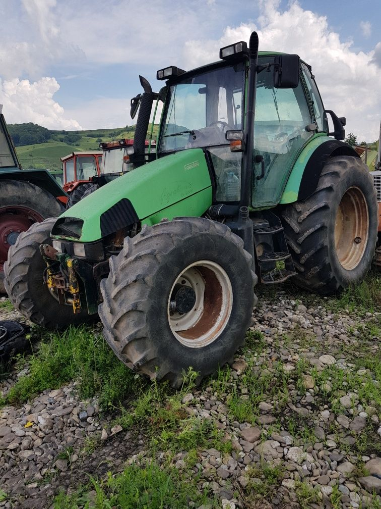 Dezmembrez Tractor Deutz-Fahr Agrotron 6,05 tt