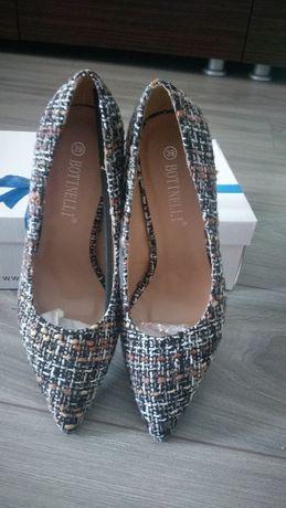 Pantofi dama ''BOTINELLI'' NOI