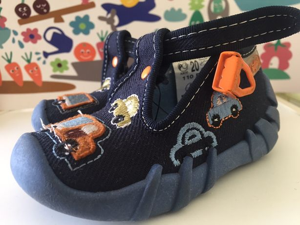Обувь детская 20 размер