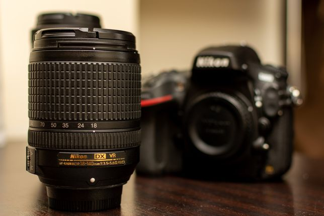 Obiectiv Nikon dx 18-140