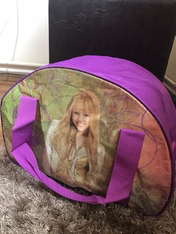 Geanta Hannah Montana copii tip sala
