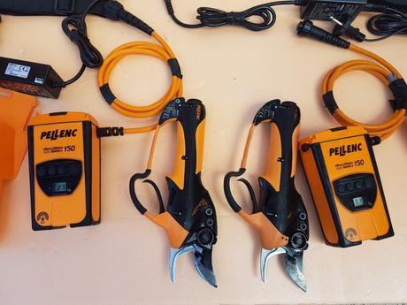 Foarfeca electrică cu acumulator Pellenc  Vinion 150 / 2019