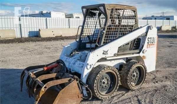 Dezmembrez miniincarcator  Bobcat  S 130