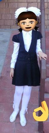 Продам школьный сарафанчик для девочки 7-8 лет