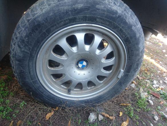 Джанти с гуми BMW 15'