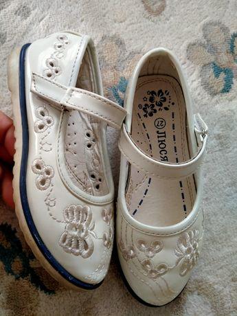 Продам туфли для девочек и мальчиков