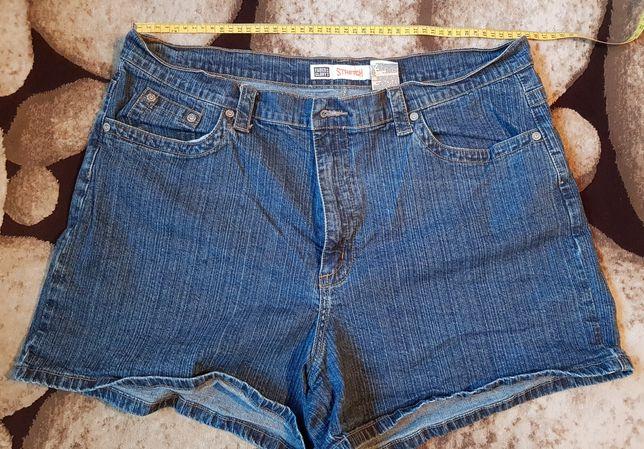 Pantaloni blugi scurti Faded Glory, mărime XXL