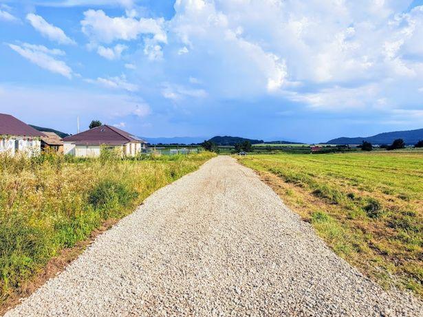 Teren Intravilan pentru constructii Brasov - Bod - posibilitate rate