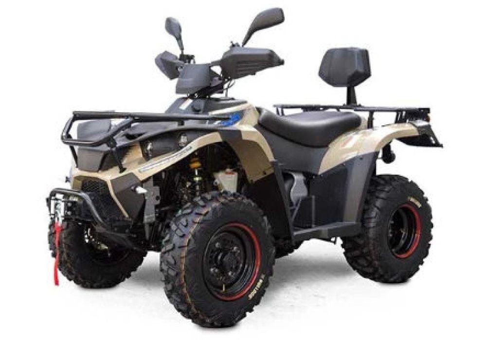 ATV Linhai DragonFly 300 S 4x4 2020 Bacau - imagine 1