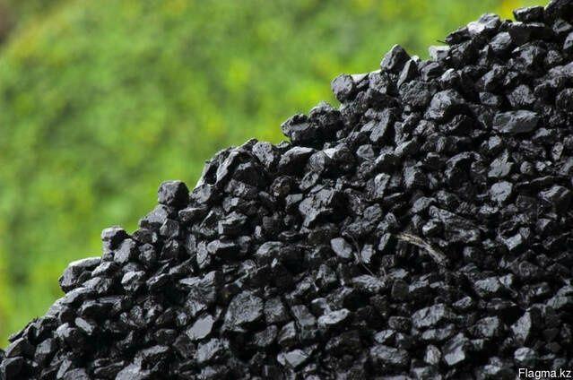 Уголь отборный каражира комковой крупный без породы