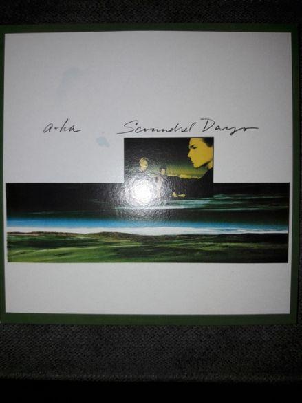 a-ha – Scoundrel Days 1986 (CD) с картонена опаковка