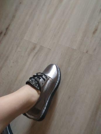 Продам туфли,  новые 35 размер,  кожаные