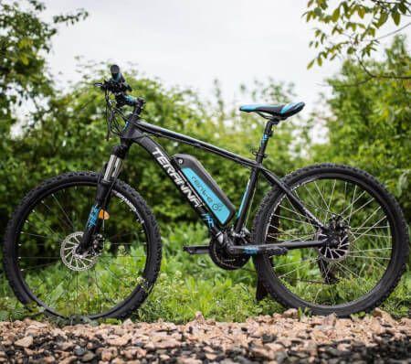 Bicicleta electrica nou