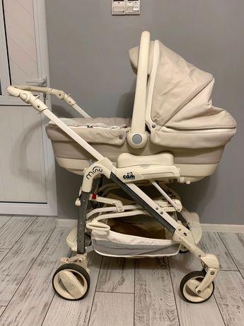 Комбинирана детска количка Cam Minu Teddy 3в1