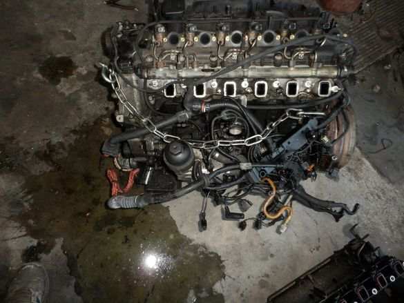 Двигател за BMW e 60 2,5 177кс.2005 .