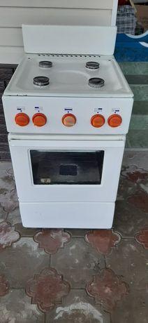 4-х канфорочная газовая плита