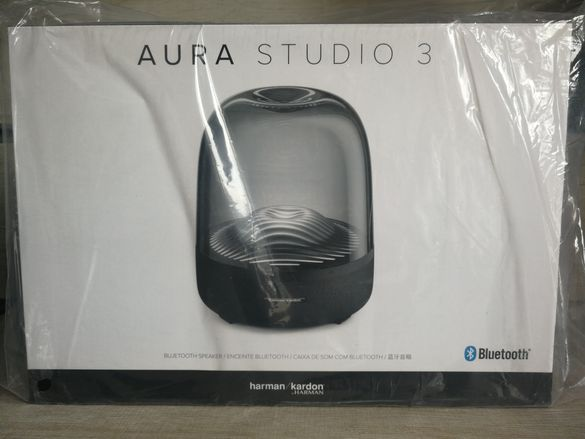 Harman kardon aura 3 studio Bluetooth Speaker 2020 black