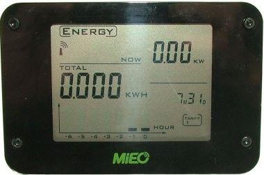 Wattmetru digital cu senzor fara fir