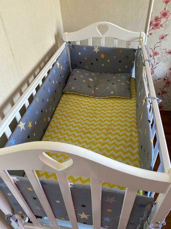 Детская кровать манеж качественная