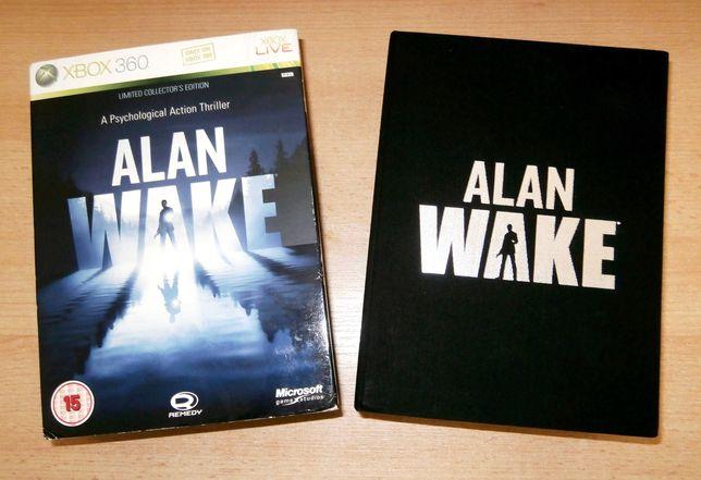 Alan Wake Limited Collector's Edition , editie de colectie