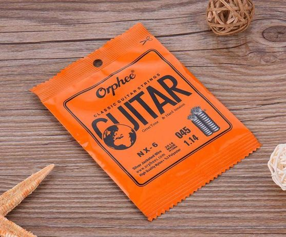 Шестая струна для акустической гитары
