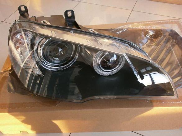 Продавам десен ксенонов фар за BMW X5-dynamic xenon