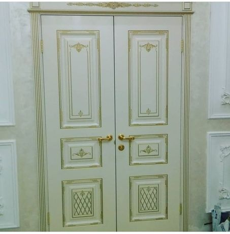 Установка межкомнатных дверей от 8000
