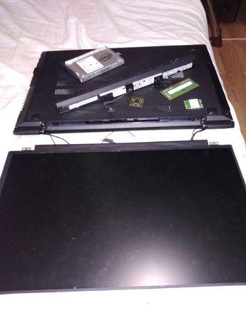 Vand l DEZMEMBREZ Laptop Lenovo defect