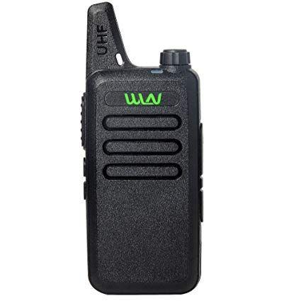 Рация WLN KD-C1. Дальность до 4 км.