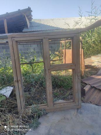 Продам деревянная оконная рама