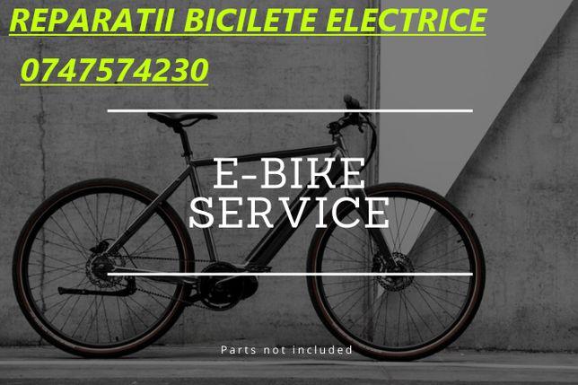 Reparatii/Vanzare Biciclete Electrice,Trotinete Electrice,Acumulatori
