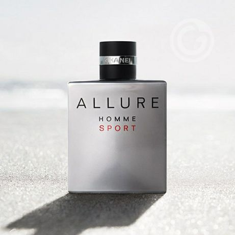 Оригинал - Chanel Allure Homme Sport EDT 100ml.