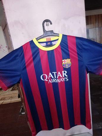 Футболна тениска на Барселона FCB-Neimar номер 11