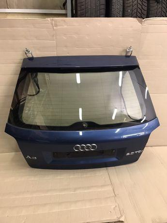 Haion portbagaj luneta Audi A3 8P Facelift Albastru coupe 2 usi