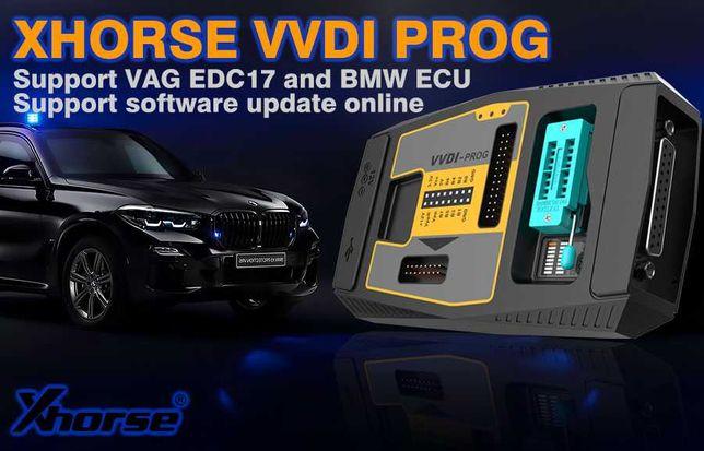 Programator profesional original Xhorse VVDI Prog , software v5.0.6