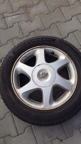 """Джанти 15"""" -Nissan Almera"""