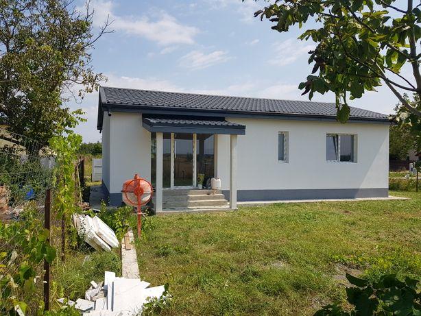 Casa cărămidă 15 km bucuresti