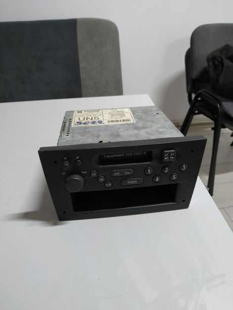 Radio original opel