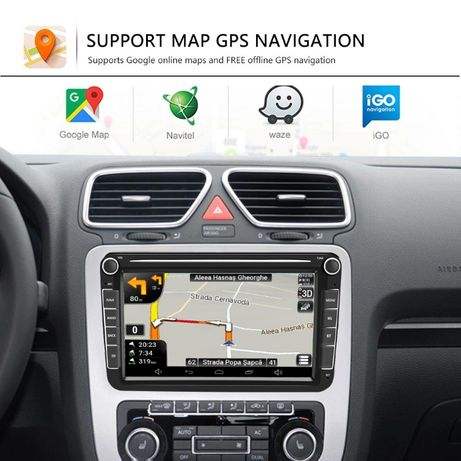 "GPS 8""HD Seicane, WiFi+Android, VW Golf 5/6 PASSAT JETTA Tiguan Touran"