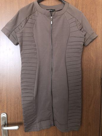 Еластична рокля М размер