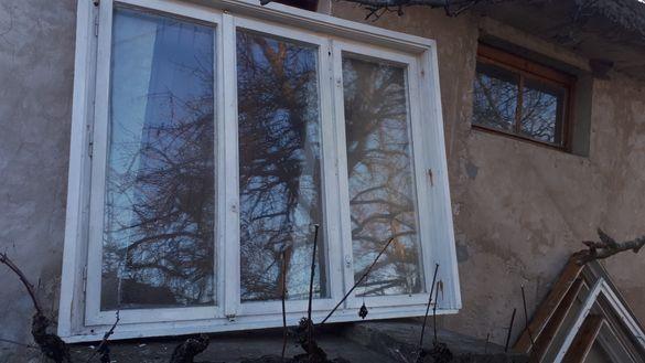 Прозорец с каса 180/150см.