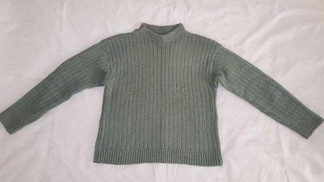 Pulover modern realizat manual mărimea 46-48