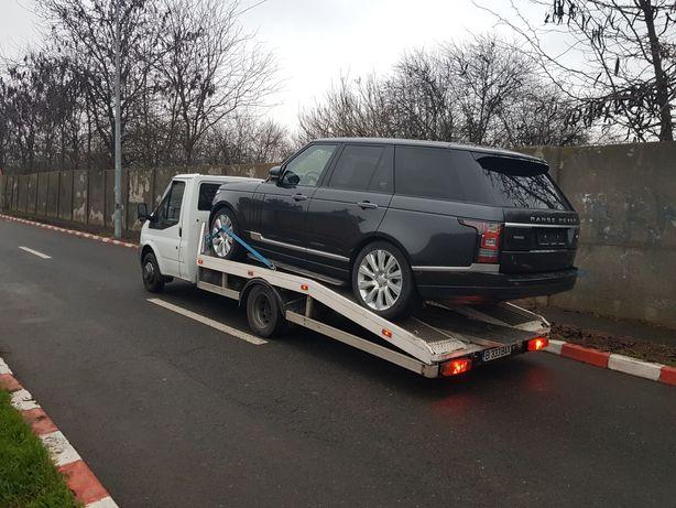 Tractari auto platforma auto nonstop