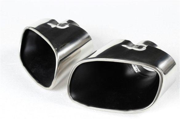 Накрайници за ауспух BMW X5 2 броя
