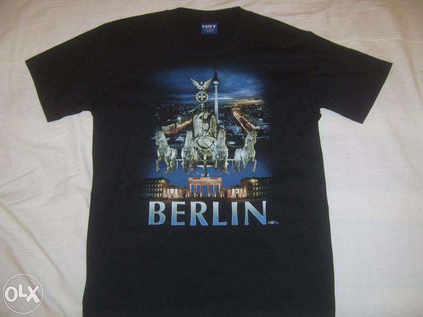 Tricouri bumbac cu atractii din Berlin !