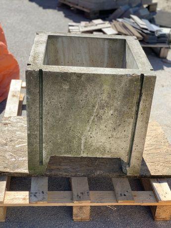 Саксия от бетон