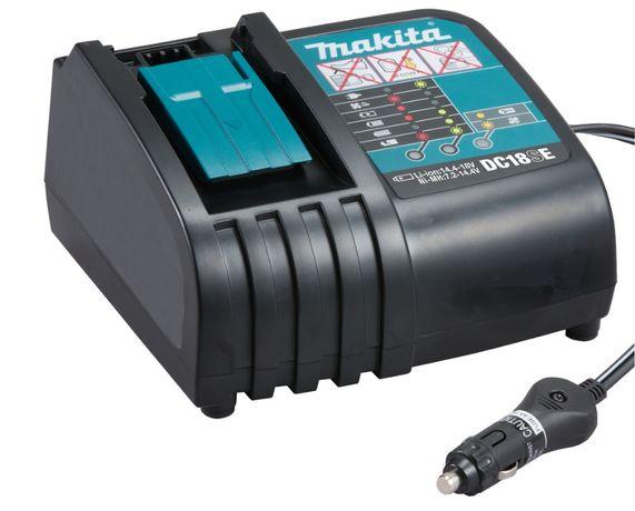Makita Макита Зарядно Устройство Бързо Зареждане за Автомобил Кола 12V