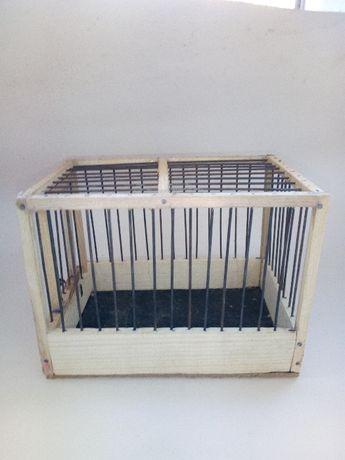 Клетка за развъждане на канарчета и пренос клетки